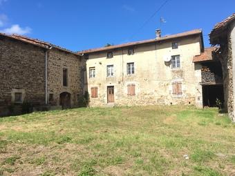 Vente Maison 6 pièces 120m² Saint-Alyre-d'Arlanc (63220) - photo