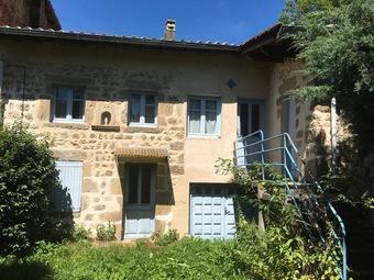 Vente Maison 5 pièces 95m² Merle-Leignec (42380) - photo