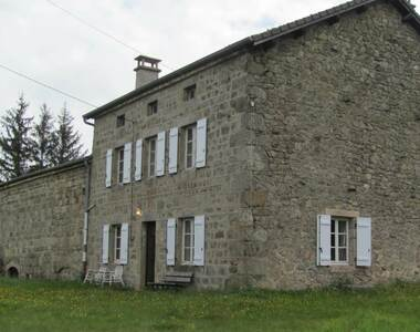 Vente Maison 4 pièces 140m² Montfaucon-en-Velay (43290) - photo