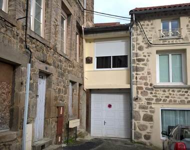 Location Maison 2 pièces 25m² Saint-Didier-en-Velay (43140) - photo
