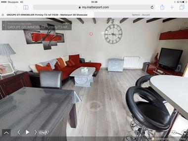 Vente Appartement 3 pièces 70m² Firminy (42700) - photo