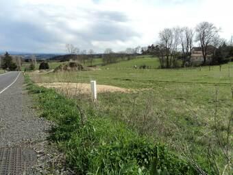 Vente Terrain 972m² Saint-Bonnet-le-Château (42380) - photo