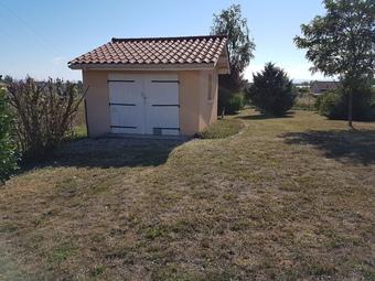 Vente Terrain 1 100m² Montbrison (42600) - photo