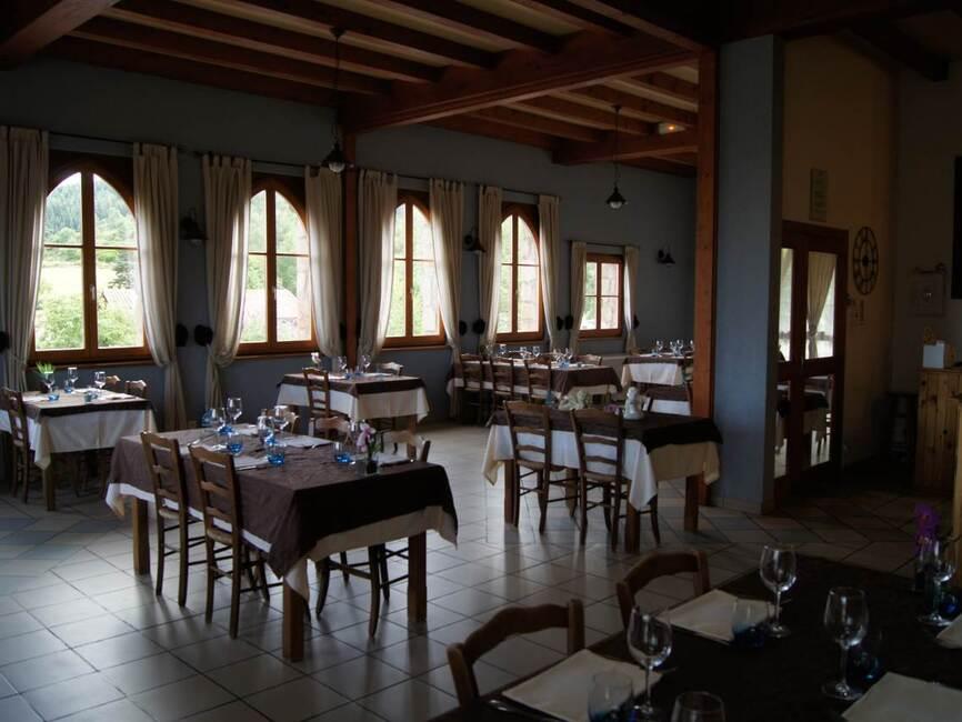 St Bonnet Le Chateau Restaurant
