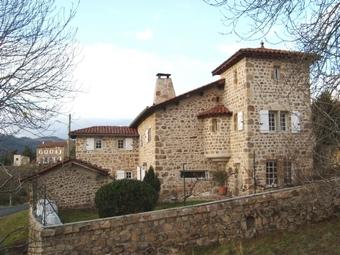 Vente Maison 7 pièces 168m² Valprivas (43210) - photo