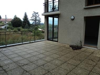 Vente Appartement 2 pièces 52m² Saint-Bonnet-le-Château (42380) - photo
