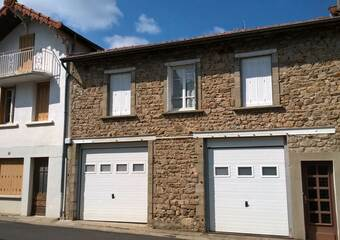 Vente Maison 10 pièces 190m² Vollore-Ville (63120) - photo