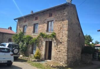 Vente Maison 5 pièces 140m² Saint-Maurice-en-Gourgois (42240) - photo