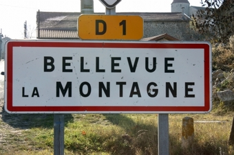 Vente Terrain 2 500m² Bellevue-la-Montagne (43350) - photo