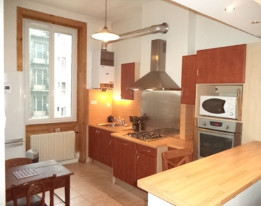 Location Appartement 3 pièces 60m² Saint-Étienne (42100) - photo