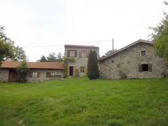 Vente Maison 5 pièces 130m² Saint-Romain-Lachalm (43620) - photo