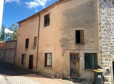 Vente Maison 4 pièces 70m² Cunlhat (63590) - photo
