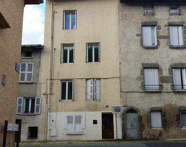 Vente Maison 5 pièces 90m² Bourg-Argental (42220) - photo