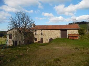 Vente Maison 3 pièces 65m² Saint-André-en-Vivarais (07690) - photo
