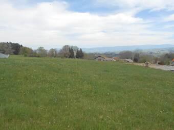 Vente Terrain 1 187m² Estandeuil (63520) - photo