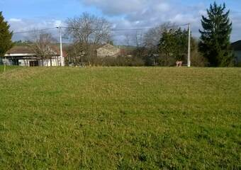 Vente Terrain 769m² Aigueperse (63260) - photo