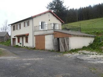 Vente Maison 6 pièces 110m² Les Vastres (43430) - photo