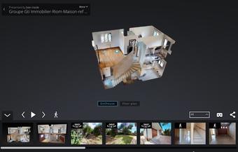 Vente Maison 3 pièces 66m² Riom (63200) - photo
