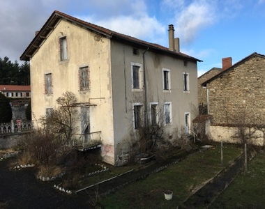Vente Maison 6 pièces 120m² Jullianges (43500) - photo