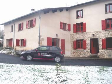 Vente Maison 8 pièces 250m² Ambert (63600) - photo