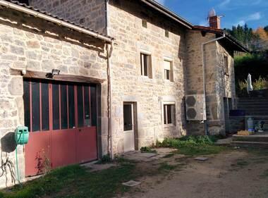 Vente Maison 6 pièces 175m² Le Brugeron (63880) - photo