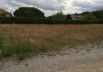 Vente Terrain 950m² Annonay (07100) - photo