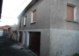 Vente Maison 7 pièces 82m² Montfaucon-en-Velay (43290) - photo