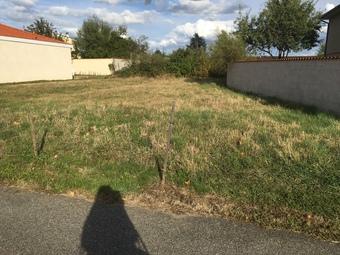 Vente Terrain 545m² Andrézieux-Bouthéon (42160) - photo