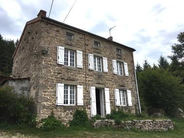 Vente Maison 4 pièces 100m² Dunières (43220) - photo
