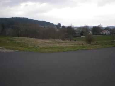 Vente Terrain 3 000m² Campagne de TENCE, accès facile - photo