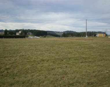 Vente Terrain 922m² Tence (43190) - photo