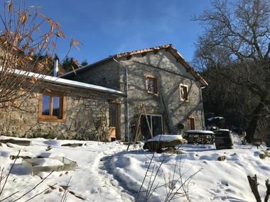 Vente Maison 4 pièces 155m² Le Brugeron (63880) - photo
