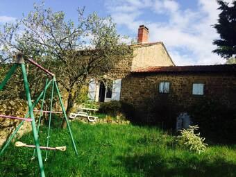 Vente Maison 6 pièces 120m² Saint-Hilaire-Cusson-la-Valmitte (42380) - photo