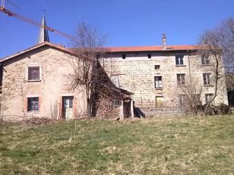 Vente Maison 6 pièces 150m² Saint-Anthème (63660) - photo