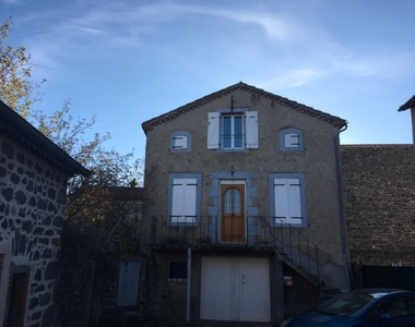 Vente Maison 3 pièces 120m² Salzuit (43230) - photo