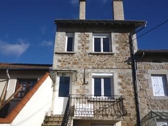 Location Maison 3 pièces 60m² Yssingeaux (43200) - photo