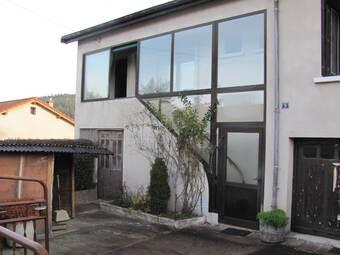 Vente Maison 4 pièces 70m² Dunières (43220) - photo