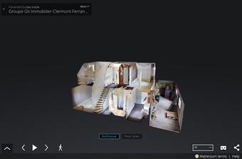 Vente Maison 5 pièces 110m² Clermont-Ferrand (63000) - photo