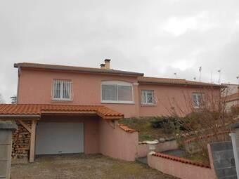 Vente Maison 5 pièces 142m² Vertaizon (63910) - photo