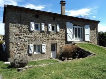 Vente Maison 5 pièces 105m² Saint-Bonnet-le-Château (42380) - photo