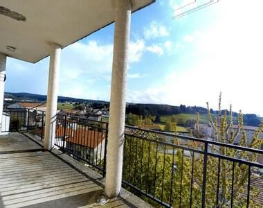 Vente Appartement 4 pièces 84m² Saint-Just-Malmont (43240) - photo