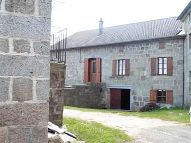 Vente Maison 6 pièces 140m² Mazet-Saint-Voy (43520) - photo