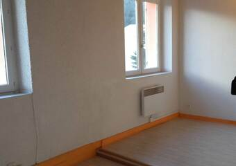 Vente Appartement 1 pièce 29m² Bourg-Argental (42220) - photo