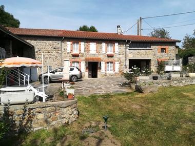 Vente Maison 6 pièces 120m² Usson-en-Forez (42550) - photo