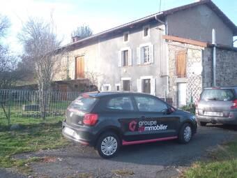 Vente Maison 8 pièces 200m² Marsac-en-Livradois (63940) - photo