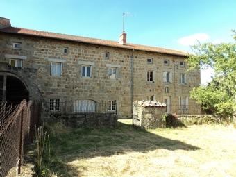 Vente Maison 8 pièces 320m² Saint-Hilaire-Cusson-la-Valmitte (42380) - photo