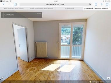 Vente Appartement 4 pièces 78m² Saint-Étienne (42100) - photo