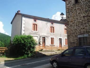Vente Maison 6 pièces 150m² Olliergues (63880) - photo