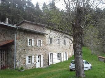 Vente Maison 10 pièces 250m² PROCHE ST BONNET LE FROID - photo