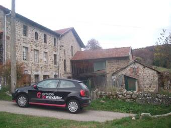 Vente Maison 8 pièces 300m² Saint-Anthème (63660) - photo